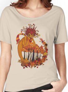 Autumn Spirit Women's Relaxed Fit T-Shirt