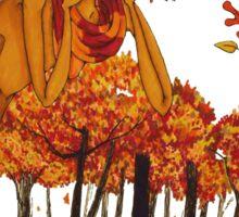 Autumn Spirit Sticker
