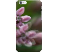 HDR Composite - Multiple Exposure Ghosting of Milkweed 3 iPhone Case/Skin