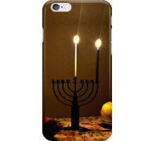 First Candle iPhone Case/Skin
