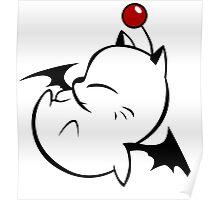 Kupo! ( Moogle / Final Fantasy ) Poster