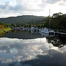 Caledonian Canal near Inverness by jacqi
