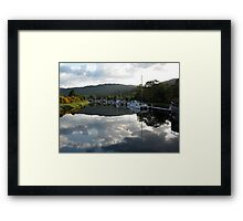 Caledonian Canal near Inverness Framed Print