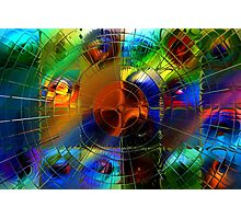 Mapping Planetary Motion Photographic Print