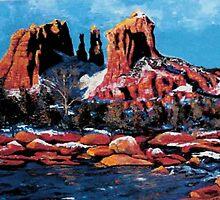 Arizona  beauty by Clayt Stahlka