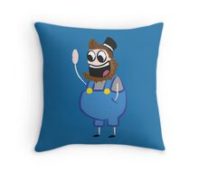 Little guy Throw Pillow