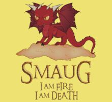 Smaug The Dragon Kids Clothes
