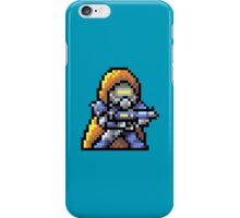 OLD SCHOOL GUNSLINGER iPhone Case/Skin