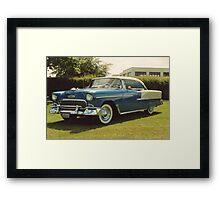50s Car Framed Print