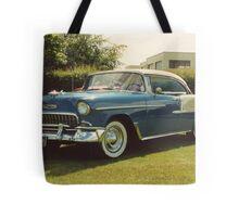 50s Car Tote Bag