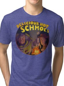 They're called S'MORES, Buzz Tri-blend T-Shirt