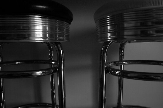 Stools by Kenny Gee