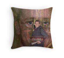 MY HELPER Throw Pillow