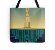 Bioshock Faux Movie Poster Tote Bag