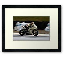 Ollie Bridewell Framed Print