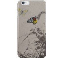 Butterfly v2 iPhone Case/Skin