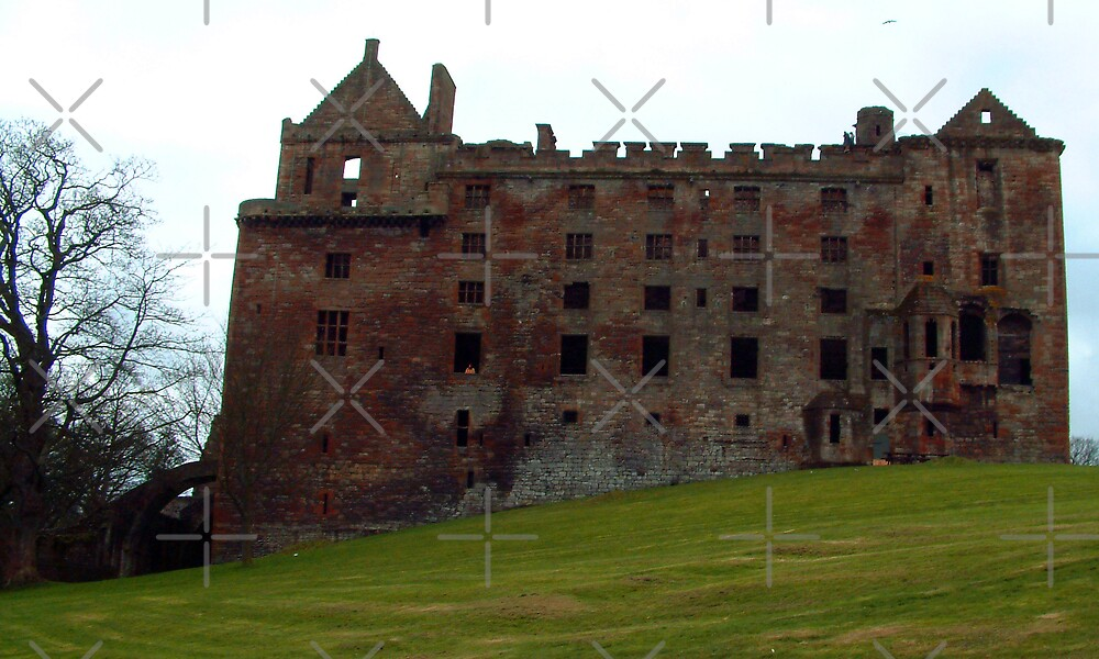 Palace of Linlithgow by Tom Gomez