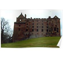 Palace of Linlithgow Poster