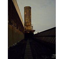 Smokestack Photographic Print