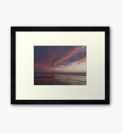 Saunton Sands North Devon A Framed Print