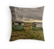 Somebody's Home? Throw Pillow