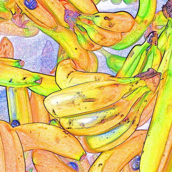 bananas by brian gregory