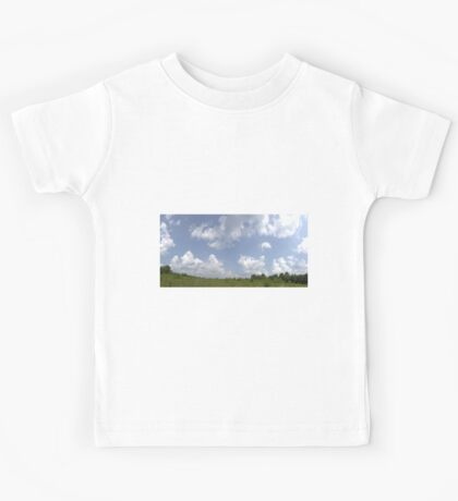 HDR Composite - Overgrowth in Nature Preserve Kids Tee