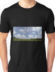 HDR Composite - Overgrowth in Nature Preserve Unisex T-Shirt