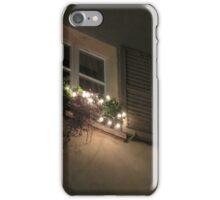 I DRESS THE WINDOWS FOR CRISTMAS........AUGURI ! iPhone Case/Skin