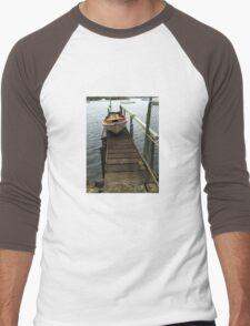 safe harbour Men's Baseball ¾ T-Shirt