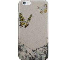 Butterfly v3 iPhone Case/Skin