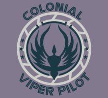 Colonial Viper Pilot Kids Clothes