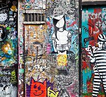 Street Art by Ben Stevens