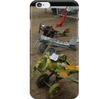 Spare Parts Aircraft Sculptures, Cunderdin Airshow, Australia 2005 iPhone Case/Skin
