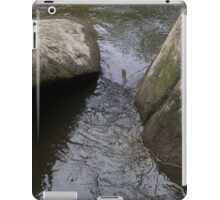 HDR Composite - River Water Between Rocks iPad Case/Skin