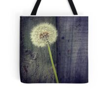 a million wishes to be blown away Tote Bag