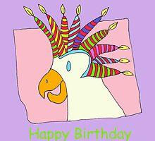 Happy Birthday by singingbird