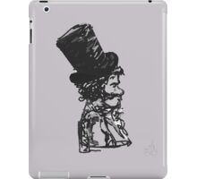 High Society iPad Case/Skin
