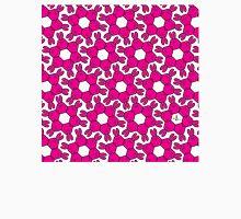 Tessellation Pattern Pink Hexagons T-Shirt