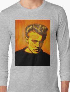 James Dean T_shirt design Long Sleeve T-Shirt