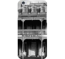 Imperial Hotel BW iPhone Case/Skin
