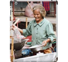 Cooking on the Canal iPad Case/Skin