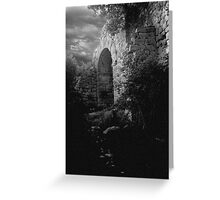 CHATEAU DE FORCALQUEIRET 3 Greeting Card