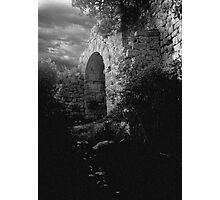 CHATEAU DE FORCALQUEIRET 3 Photographic Print