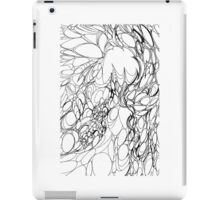 Oil on water  iPad Case/Skin
