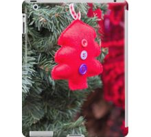 Christmas decorations iPad Case/Skin