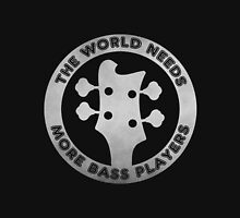 For Bass Players Unisex T-Shirt