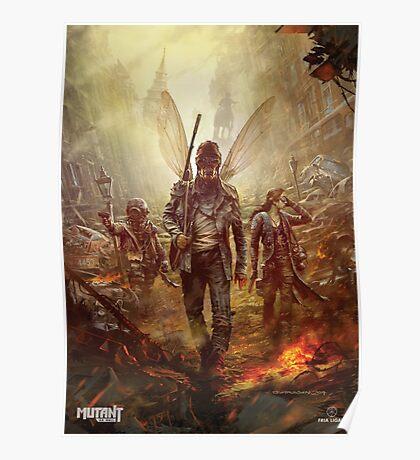 Mutant: Year Zero - Poster 11 Poster