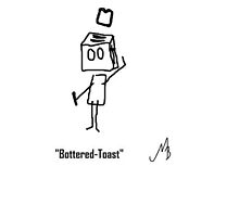 Bottered-Toast by Nick Brown