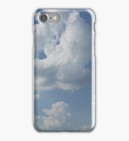 HDR Composite - Sky and Clouds iPhone Case/Skin